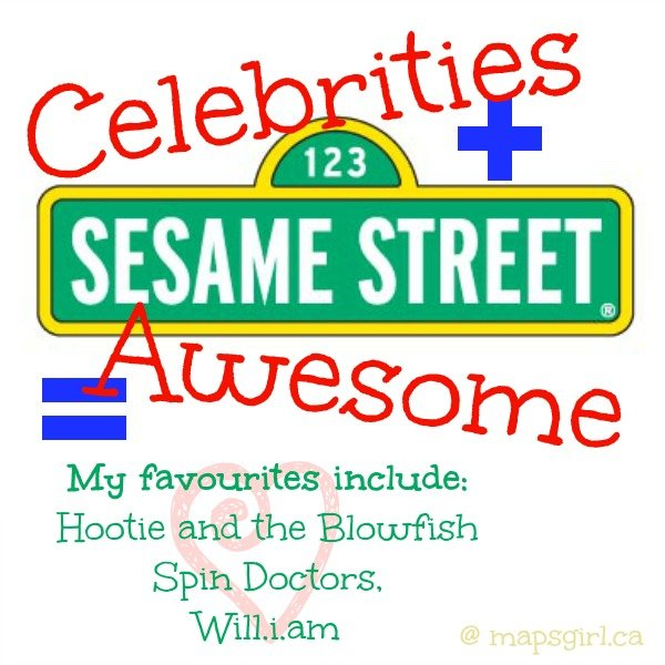I love Sesame Street
