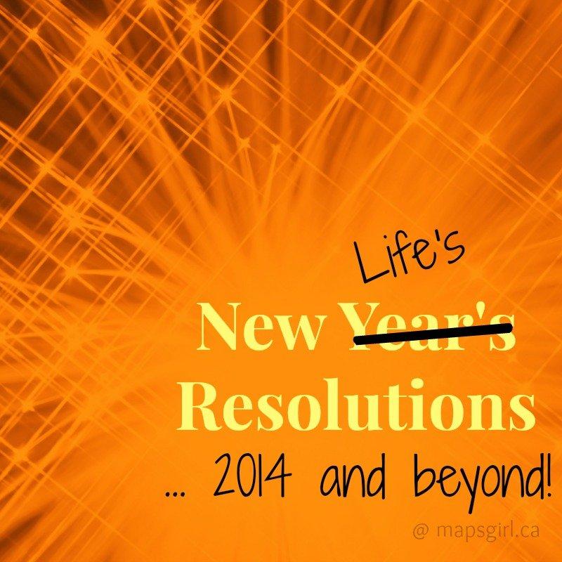 New Life Resolutions