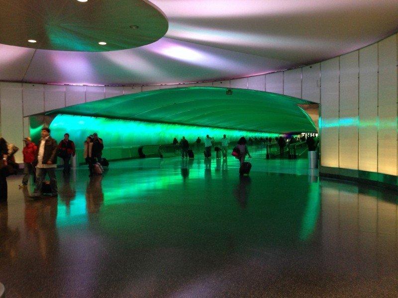 #FordNAIAS Detroit Airport