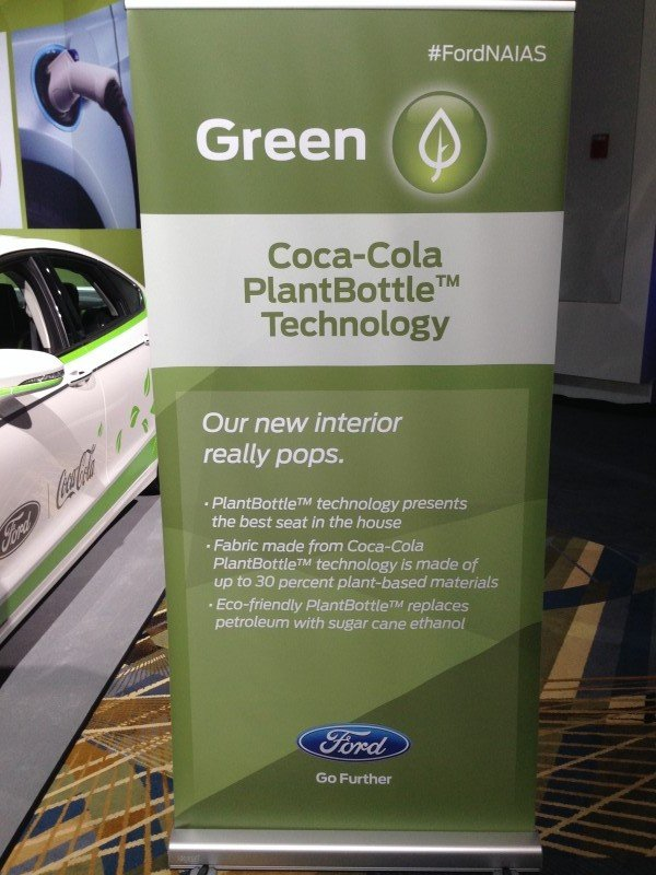 FordNAIAS Coca-Cola PlantBottle Technology