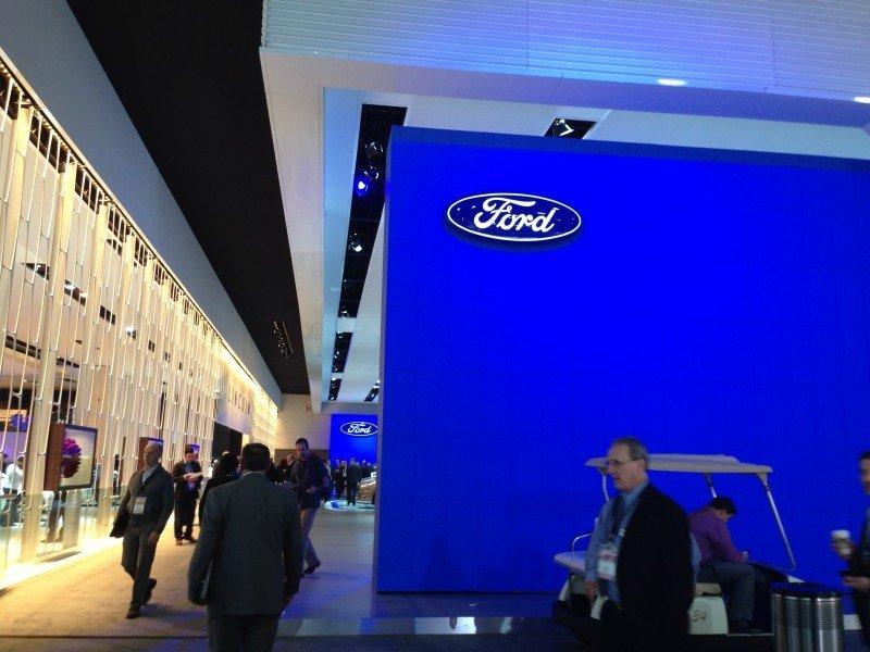 FordNAIAS Auto Show