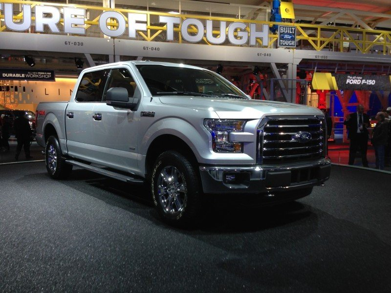 FordNAIAS New F-150