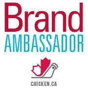 Chicken Farmers Brand Ambassador