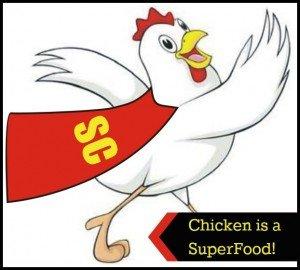 Chicken is a Superfood #ChickenSuperFood #ChickenDotCan