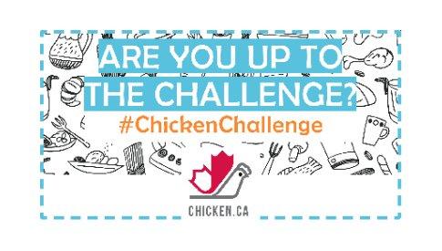 Chicken Challenge Contest