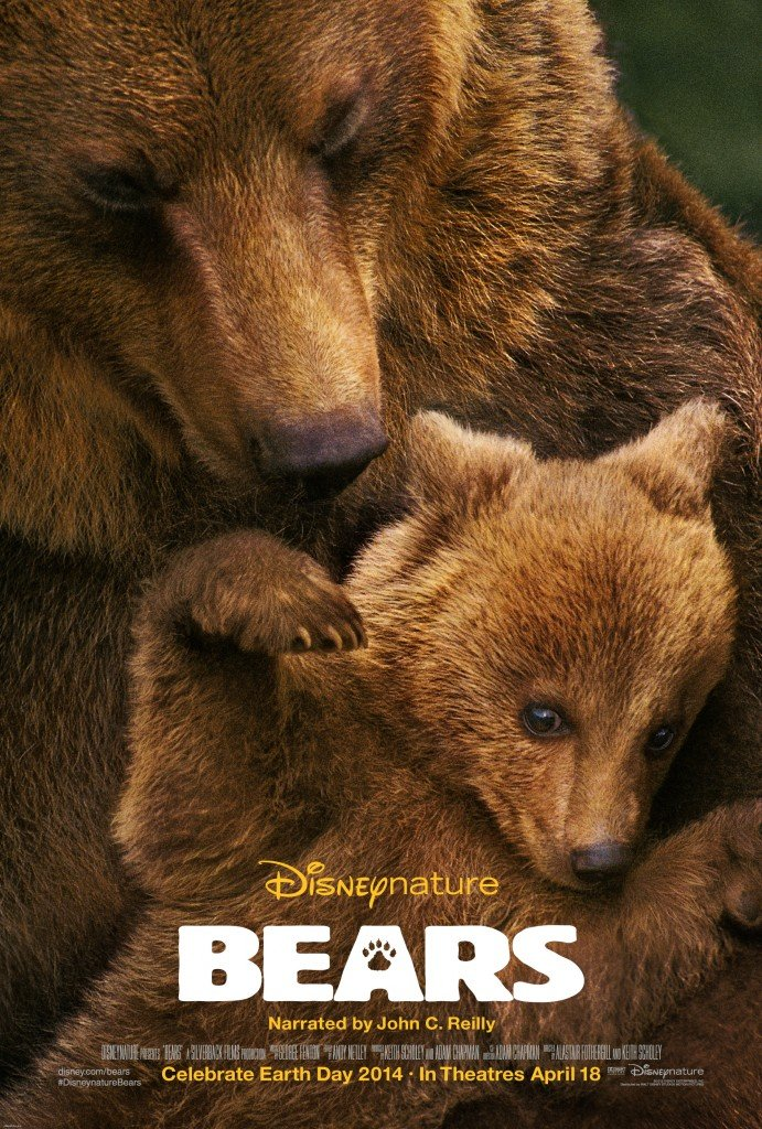 Celebrate Earth Day with Disneynature Bears - Advance Screening Giveaway #Toronto