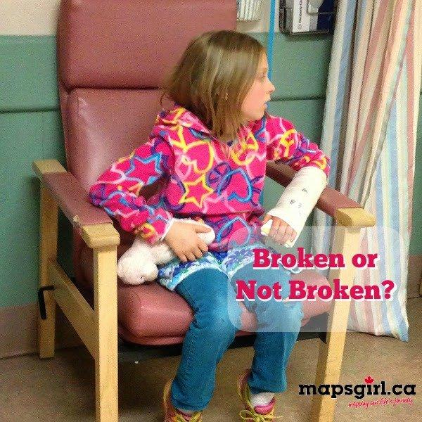 Broken or Not Broken? @ mapsgirl.ca