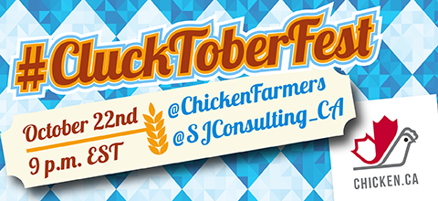 #CluckToberFest Twitter