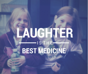 """laughter the best medicine in the world Laughter is the best medicine many years ago, norman cousins was diagnosed as """"terminally ill"""" he was given six months to live his chance for recovery was 1 in 500."""
