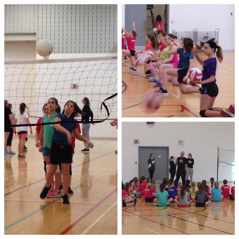 Volley Girls @ mapsgirl.ca