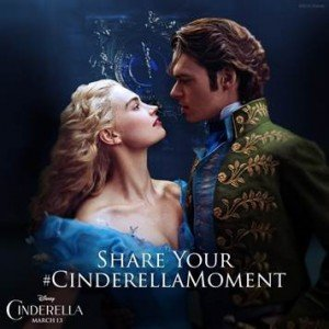 Share your #CinderellaMoment to win! @ mapsgirl.ca