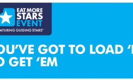 Eat More Stars and Earn more PC Points! #EatMoreStars #GuildingStarsCA