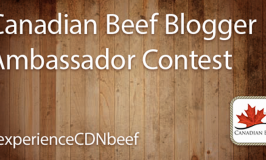 Please vote for @bigdaddykreativ to be the next @CanadianBeef Blogger Ambassador! #experienceCDNbeef