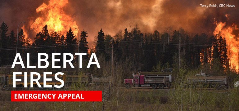 Aberta Fires Appeal