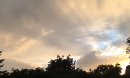 Sunset ~ Wordless Wednesday