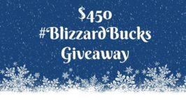 #BlizzardBucks giveaway @ mapsgirl.ca
